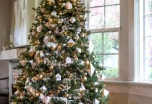 Amazing Ideas Decorate White Christmas Tree