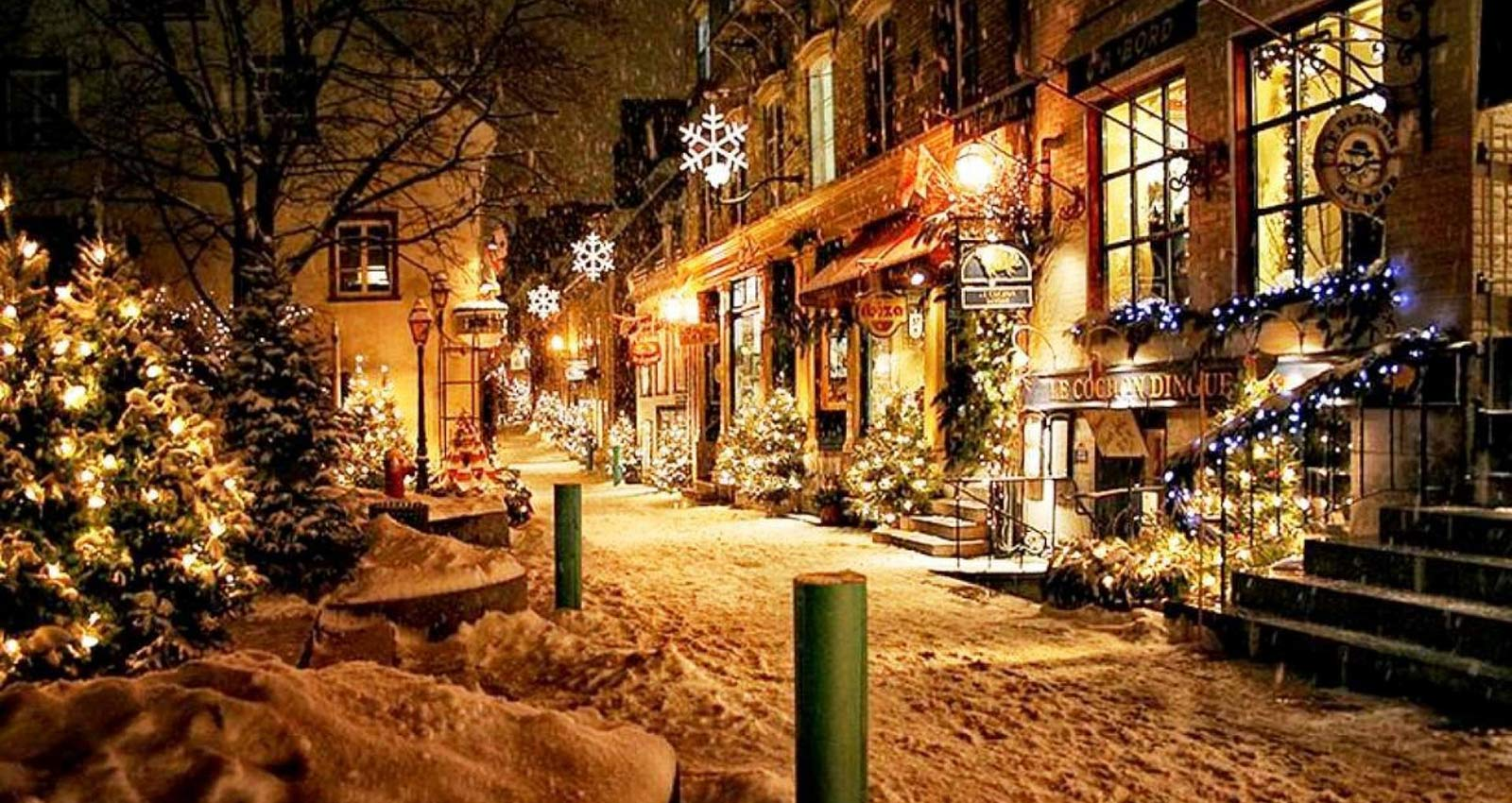 Explore best places enjoy Christmas