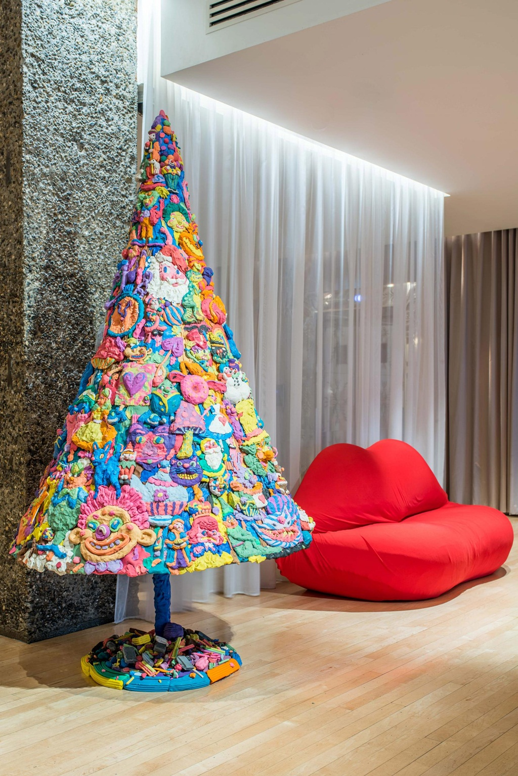 cheerful Christmas tree alternatives