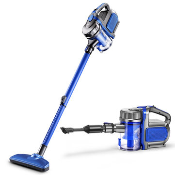 12000Pa Suction 600W 2 In 1 Cordless Handheld Stick Wired Vacuum Cleaner Tool